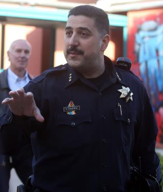 Oakland Loses 3rd Top Cop in 9 Days