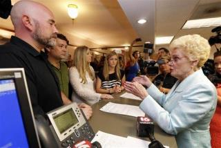 Judge: Mississippi Clerks Can't Use Religion to Refuse Gay Marriage Licenses