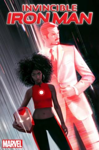 The New Iron Man: a Female Black Teen