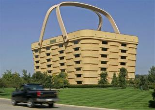 For Sale: 7-Story Building Shaped Like Giant Basket