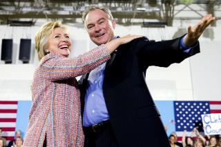 Clinton Picks Tim Kaine