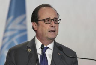 Hollande Warns US: Don't Back Out of Climate Deal