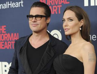 In Surprise Turn, Jolie, Pitt Claim a 'United Front'