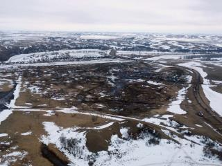 Dakota Pipeline Oil Almost Ready to Start Flowing