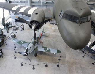 Teen Digs Up World War II-Era German Fight Plane in Denmark Field