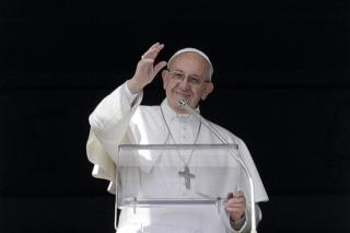 Pope: Married Men May Be Solution to 'Enormous Problem'