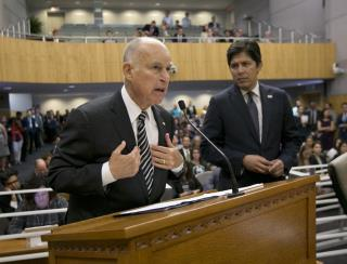 California Extends Climate Policy to 2030