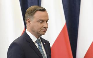 In Surprise Move, Poland's Leader Vetoes Court Shakeup