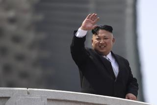 N. Korea Launches Missile That Lands Near Japan