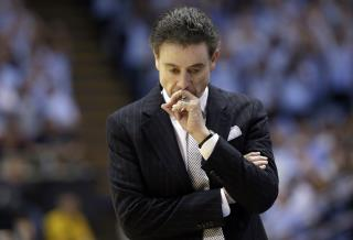 Louisville 'Effectively Fires' Pitino Over Recruiting Scandal