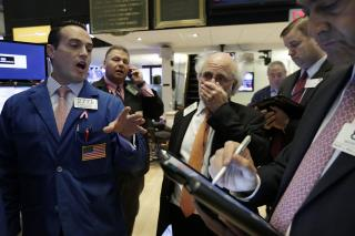 Industrial, Tech Stumbles Push Stocks Lower