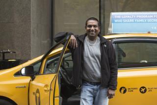 nyc cab driver calendar 2017