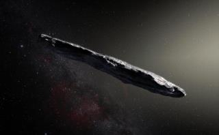 Meet 'Oumuamua, Our First Guest From Another Solar System