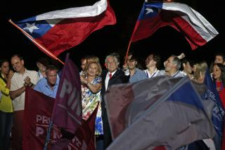 Conservative Wins Another Turn as President of Chile