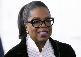 After Golden Globes Speech, Talk of Oprah 2020 Builds
