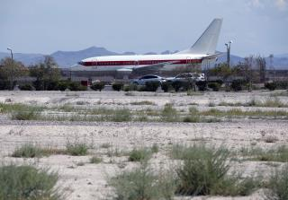 Secret Gov't Airline Needs Someone to Fly to Area 51
