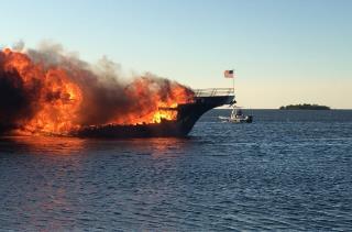 casino boat fire death