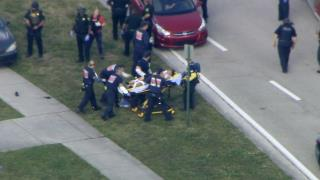 Shooting at Florida High School. Number of Wounded Unclear