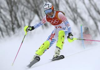 Vonn Scatters Grandpa's Ashes Near Downhill Ski Course