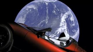 Tesla Roadster Could Be a 'Biothreat' to Mars