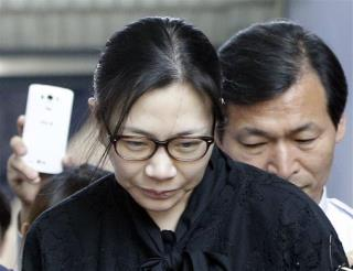 Korean Air's 'Nut Rage' Exec, Sister Step Down From Jobs