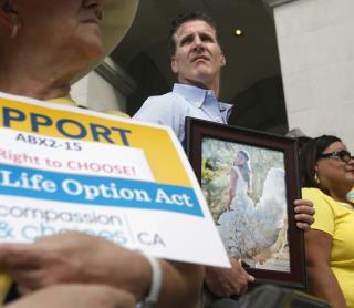 Judge Chucks Out Calif. Assisted Suicide Law