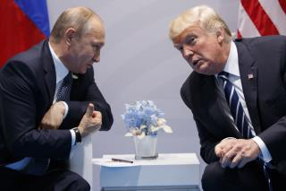 Another Big Summit? Trump May Meet With Putin