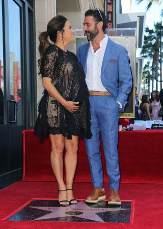 a687f99c609 Eva Longoria Welcomes First Baby at 43