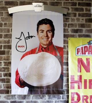 Name Staying, but Papa John's Is Ditching Its Founder's Image