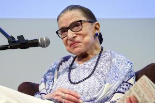 Ginsburg Plans at Least 5 More Years on Supreme Court