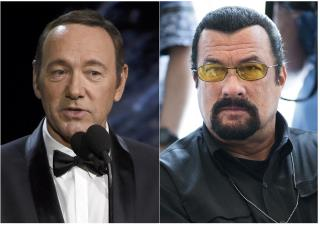 No Charges for Spacey, Seagal in LA Sex Assault Probes