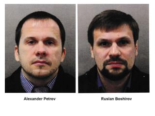 How 2 Russians Allegedly Got Novichok to UK