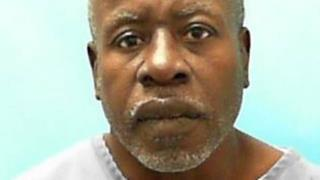 Murderer of Larry Mark, 58, at the Columbia Correctional