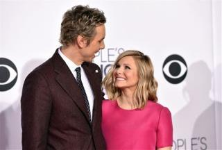 Kristen Bell Smokes Weed Around Her Sober Husband