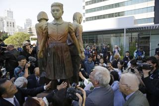 What Caused Split Between San Fran, Sister City: This Statue