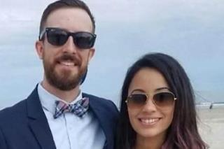 Honeymooner Swept Away to Death as New Wife Watched