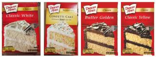 Don't Lick That Spoon: 2.4M Boxes of Cake Mix Recalled