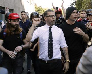 FBI Labels Proud Boys as 'Extremist'