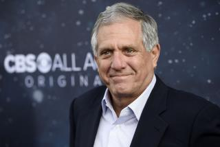 A New Moonves Accuser, a 'Secret Correspondence' to Keep Her Quiet