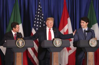 US Signs NAFTA Replacement Deal With Mexico, Canada