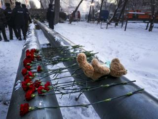 Dozens Missing After Deadly Apartment Blast in Russia