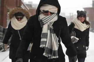 'Life-Threatening' Cold Strikes New England