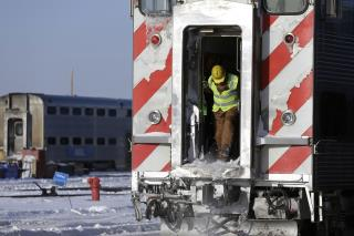 Mail Service Called Off as Polar Vortex Hits