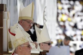 Pope on Nuns Sexually Abused by Priests: 'It's True'
