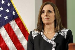 Sen. McSally: I Was Raped by Superior Officer in the Air Force