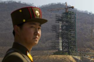 Experts: N. Korea Launch Site Is Operational Again
