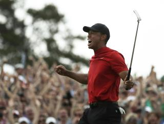 Tiger Woods' Stunning Win Cost Bookies Millions