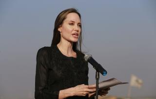 Angelina Jolie Makes a Name Change