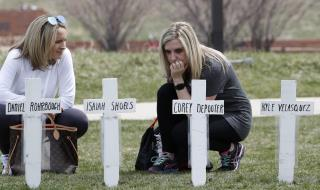 'Our Hears Have Giant Holes': Columbine Remembers