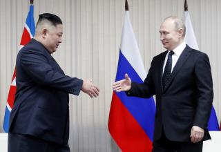 Kim, Putin Say They Held 'Fruitful' Talks